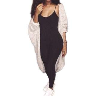 (po) Europe Spag Body Jumpsuit