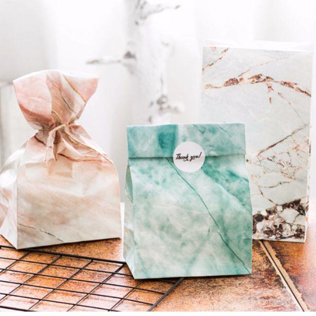 🌿花樣包裝紙袋🌿