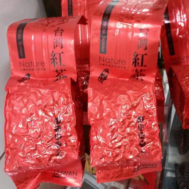 高山蜜香紅茶