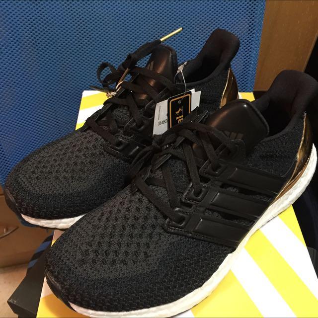 8c64721618526 現貨Adidas Ultra Boost LTD Olympic Gold (BB3929) US8 US9.5