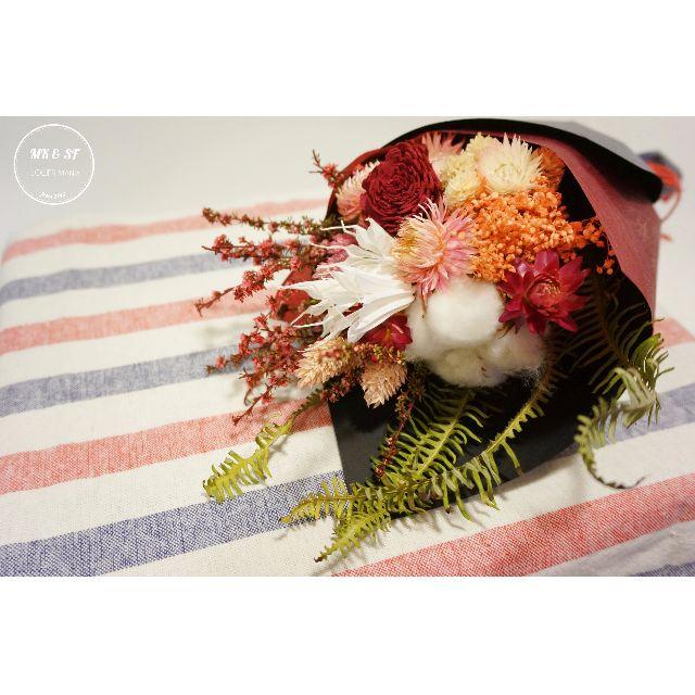【 MK & SF 花式狂想 】**粉嫩花樣花束** 生日, 聖誕, 七夕, 乾燥花, 情人節, 新年, 花圈, 花環, 捧花, 禮物, 婚禮
