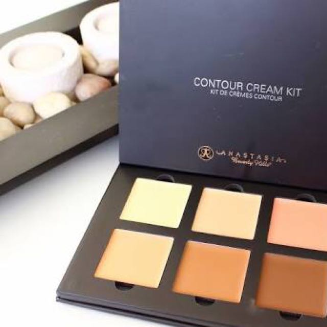 ABH - Cream contour Kit | Light