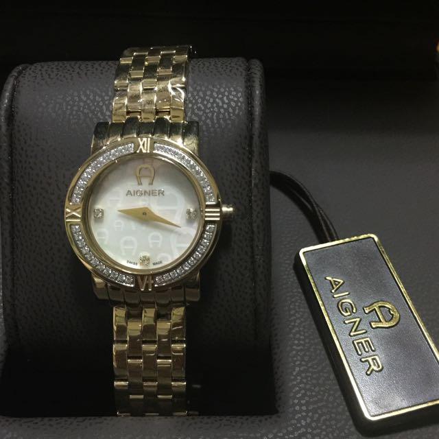 Aigner Ragusa Watch A32263