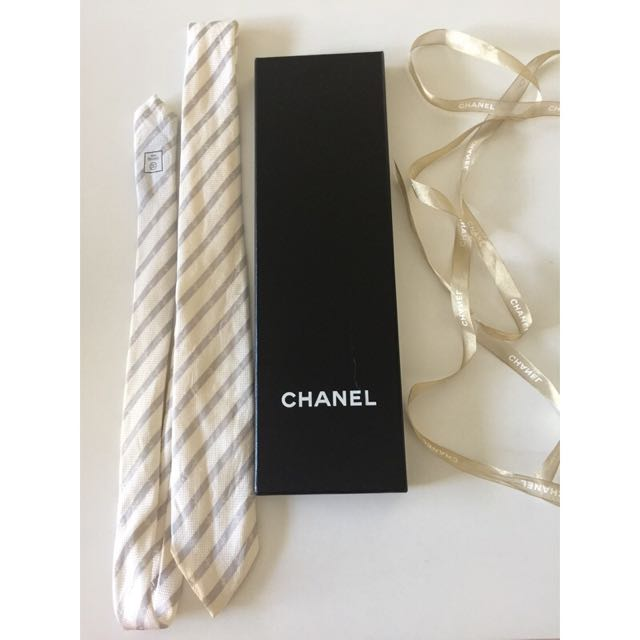 Coco Channel Tie