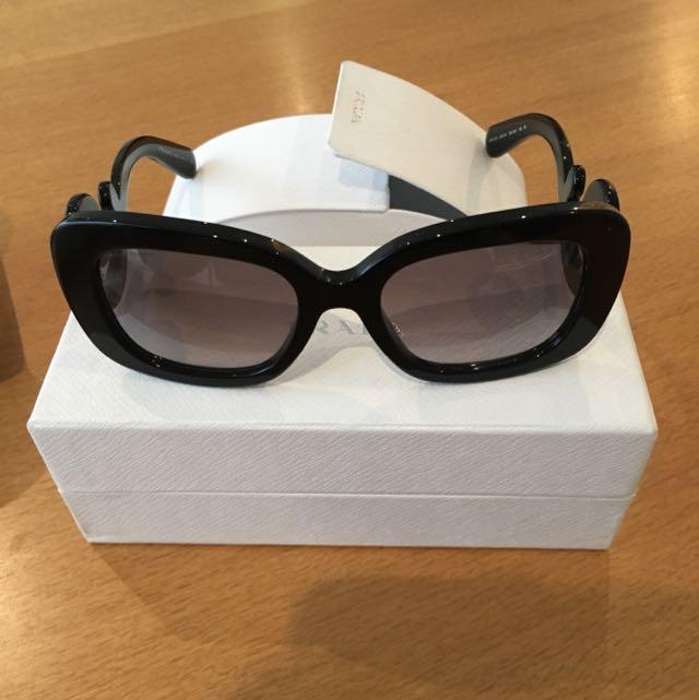 Authentic Prada Baroque Sunglasses