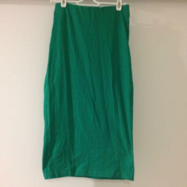 Bardot Midi Pencil Skirt