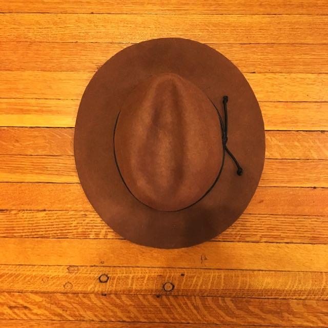 Boho Camel Floppy Hat