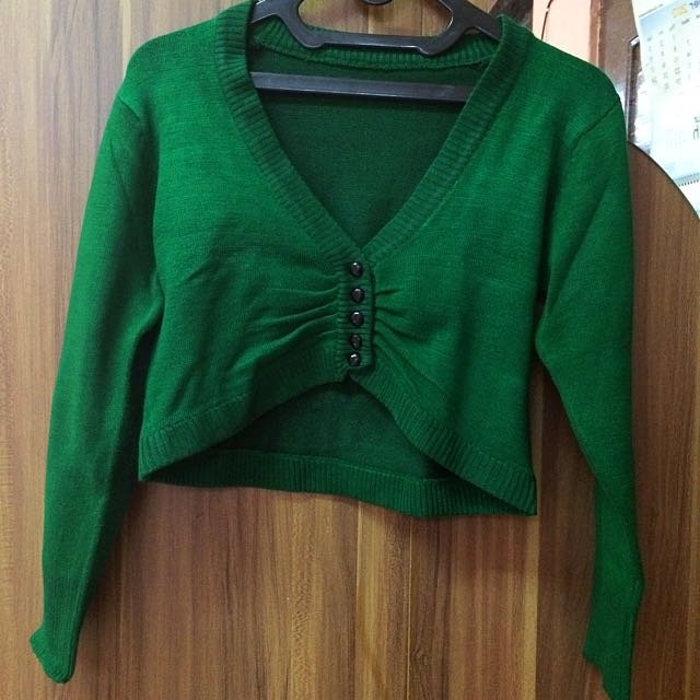 Outer (Cardigan Crop)
