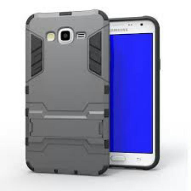CASE ROBOT J5 FREE TEMPERED GLAS