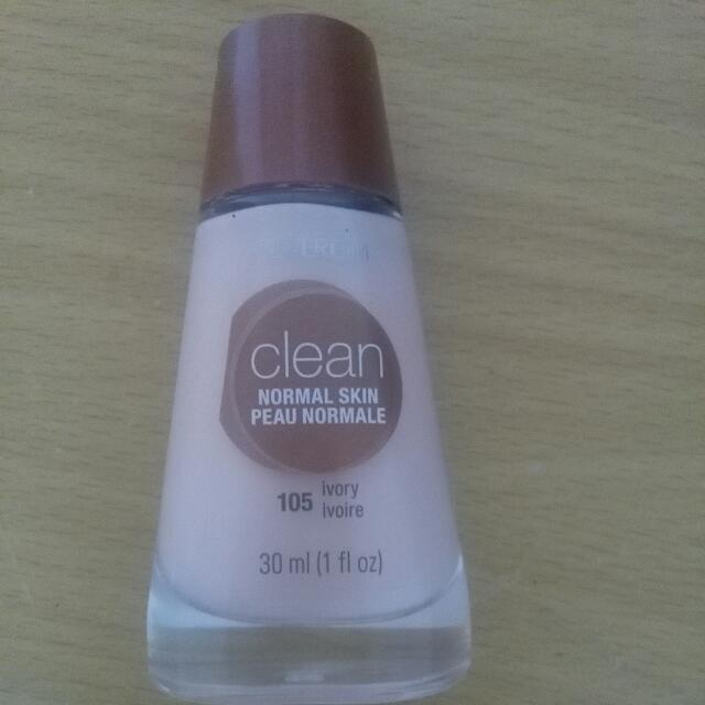 Covergirl Foundation Shade Ivory