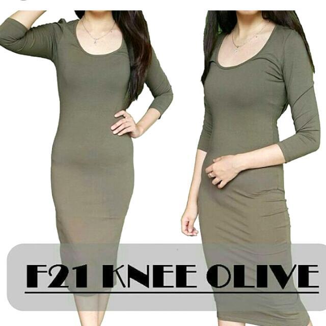 Dress Forever 21 Bodycon