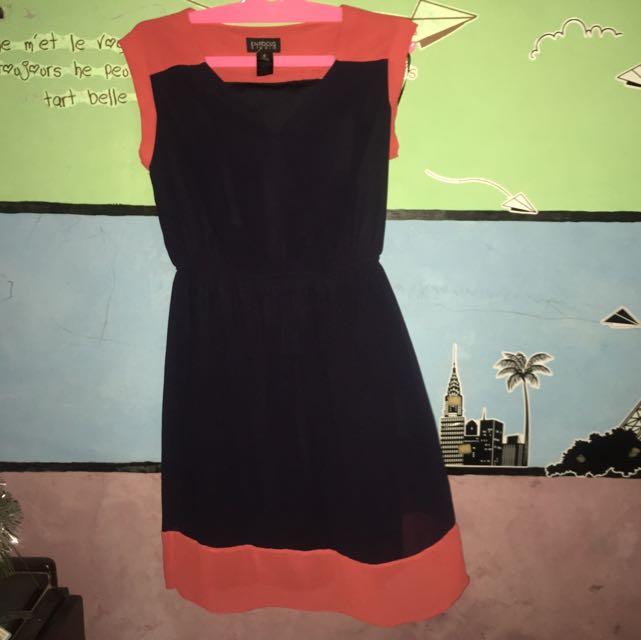 Dress Infocus Studio