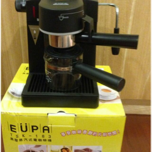 EUPA高壓蒸氣式咖啡機TSK-183