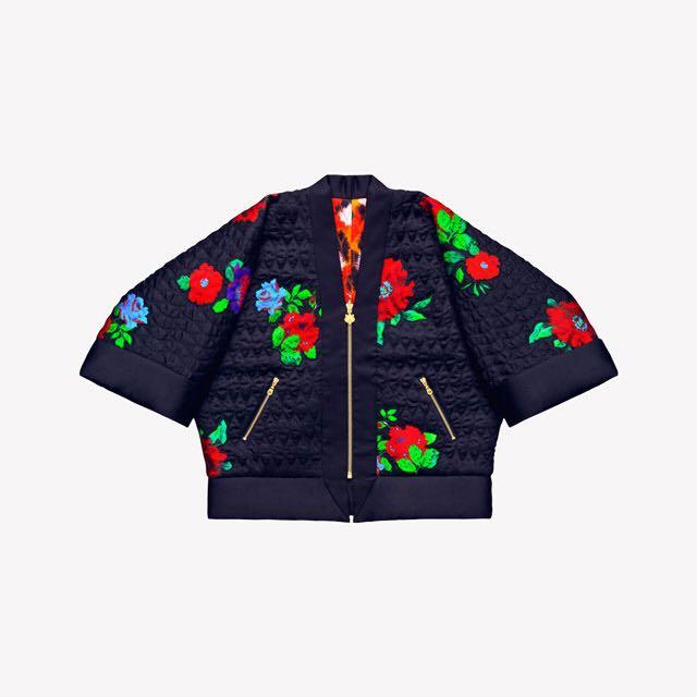 FAST SALE! Brand New Kenzo X H M Kimono Reversible Jacket c8cb025d5e