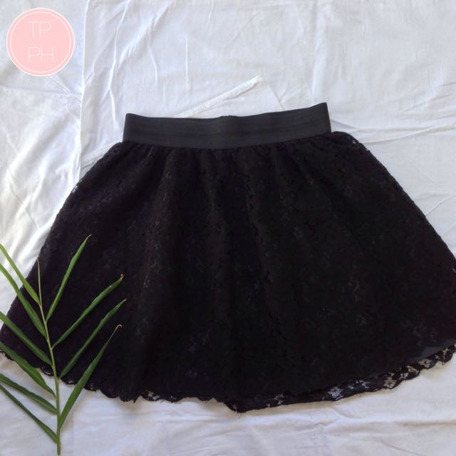 REPRICED Forever 21 Lace Skirt