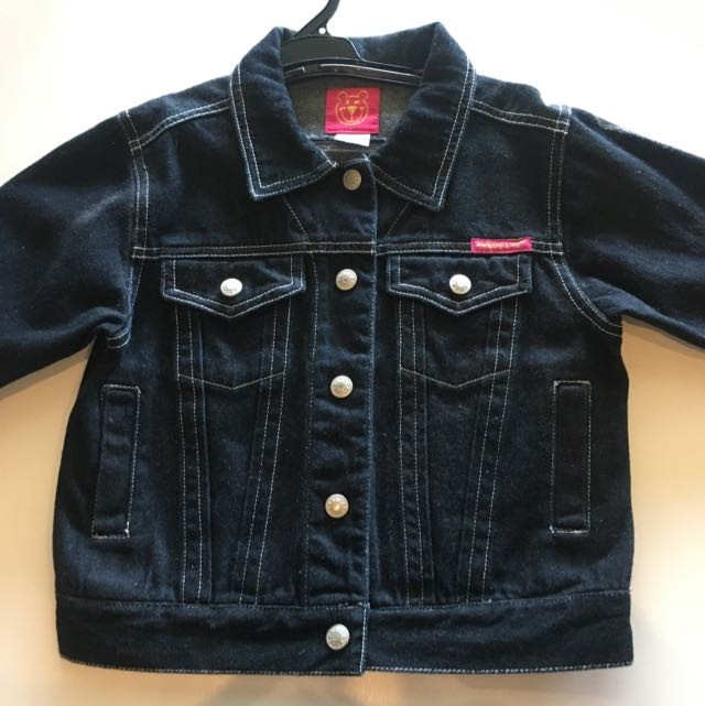 Fred Bear Size 3 Denim Jacket