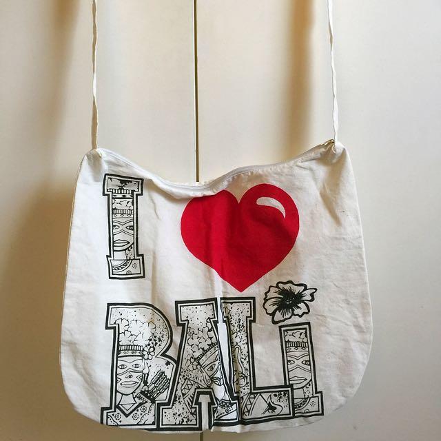 FREE SHIPPING! Bali Body Bag Tote Bag