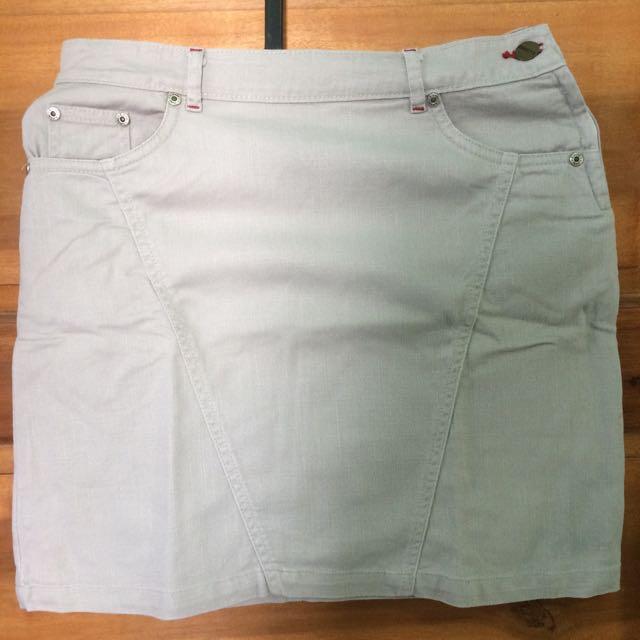 Graphis Mini Skirt