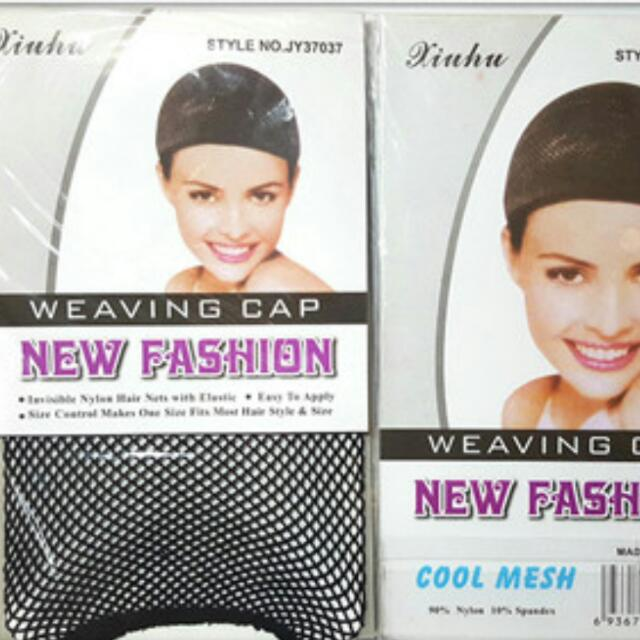 Hair Netsweaving Cap Suitable To Be Used With Hair Wigs Free