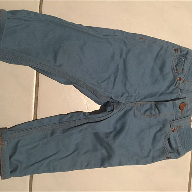 H&M Baby Pants denim size: 6-9M