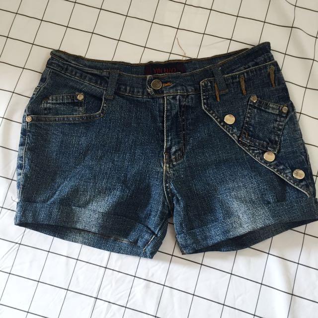 Hot Pants / Short Jeans