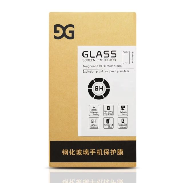 Iphone5 Iphone5s Iphonese旭哨子鋼化玻璃保護貼
