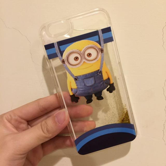 小小兵iphone6手機殼