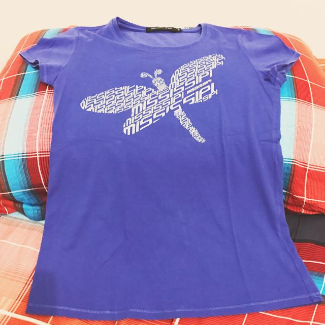 REPRICED Missisipi Ash Purple Ungu Original