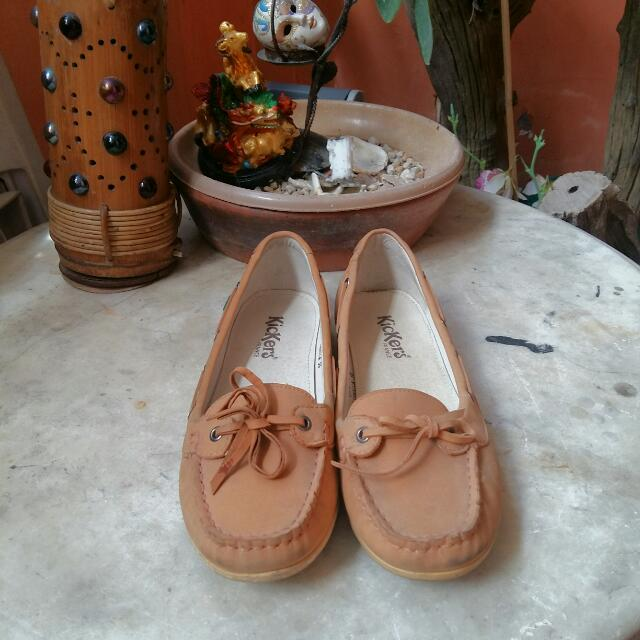 Kickers Boat Shoes