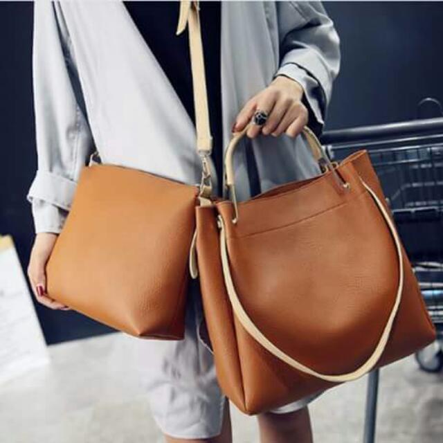 Korean Bag 2in 1