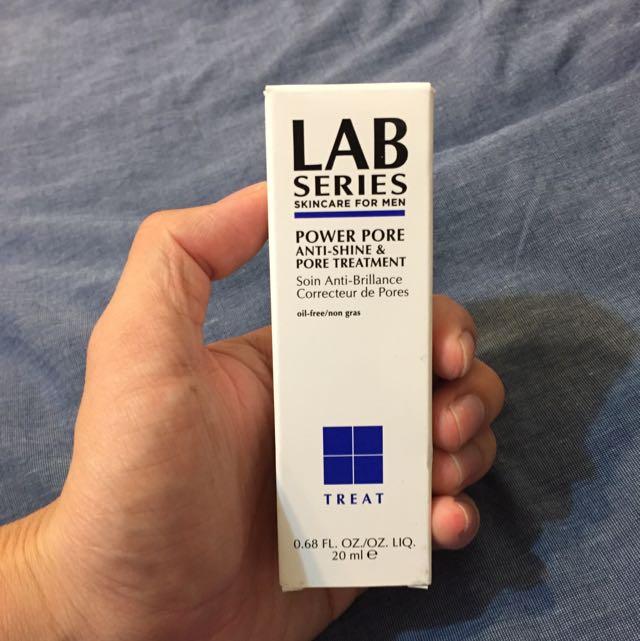 LAB強效去油光毛孔緊緻精華