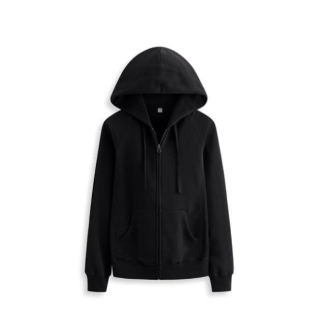Lativ 連帽外套(黑色L號)含運