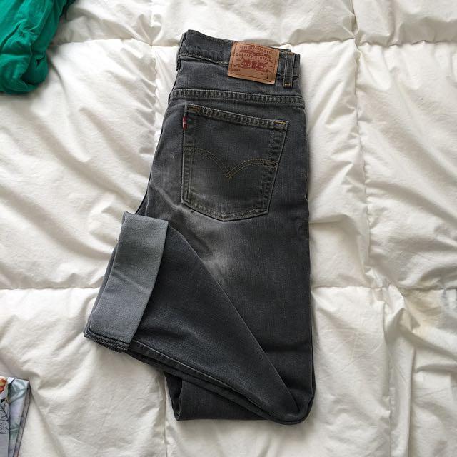 Levi's Mum Jeans