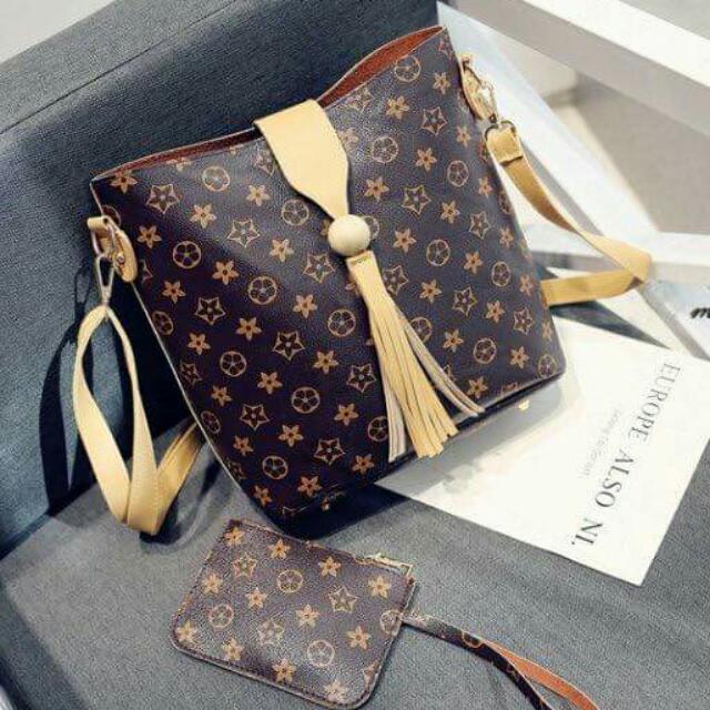 LV Bag w/wallet