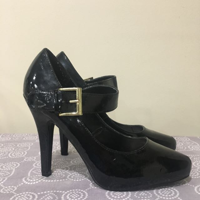 Marry Jane Heels