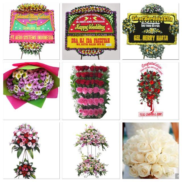 Menerima Pesanan Bunga Untuk Setiap Event