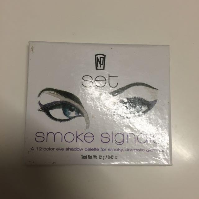 Napoleon Perdis NP SET Smoke Signals Eyeshadow Palette