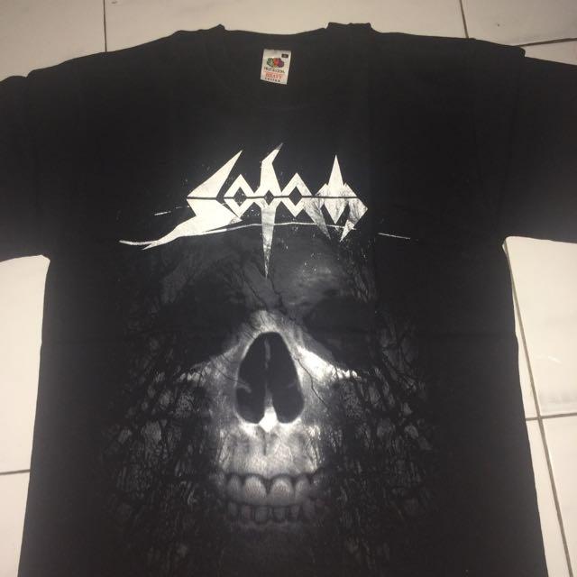 """Original Band Tshirt """"Sodom"""""""