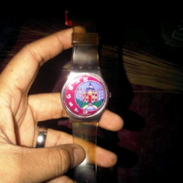 Original Swatch Tahun 1992