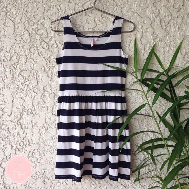 REPRICED Penshoppe Nautical Dress