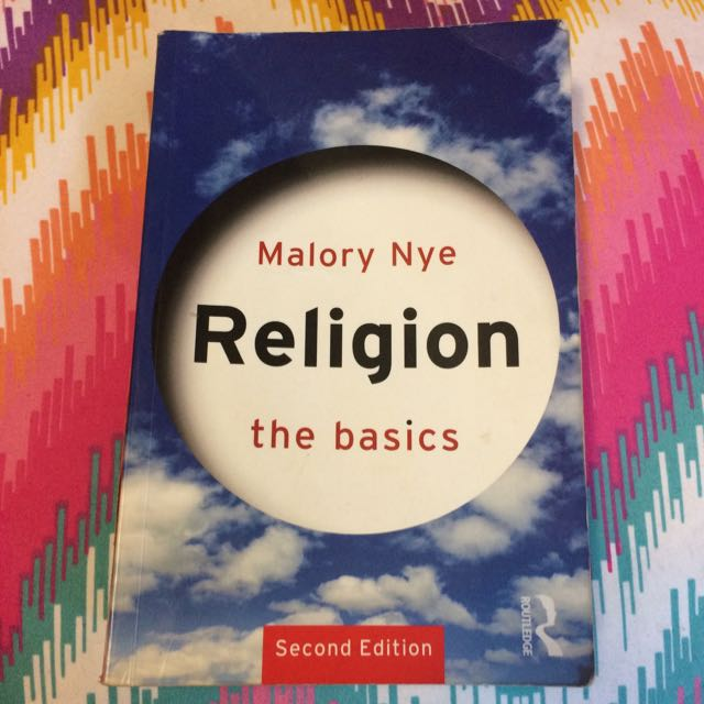Religion The Basics - Malory Nye