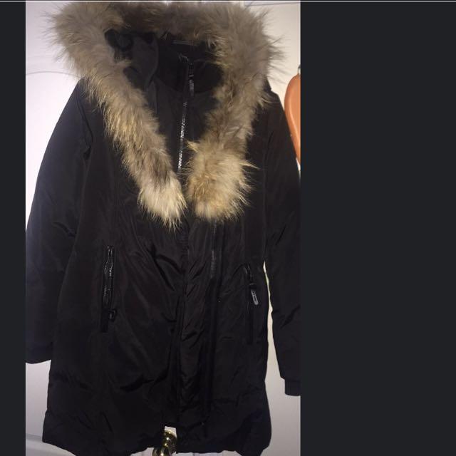 Rusak Coat Size Medium