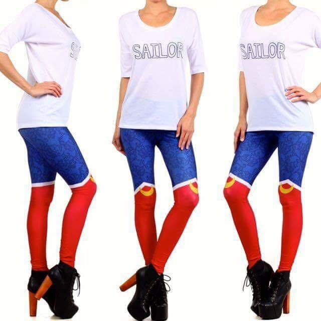 photo photo photo photo photo  sc 1 st  Carousell & Sailor Moon Boots Leggings +BRAND NEW+ (M) Tights Cosplay Japanese ...