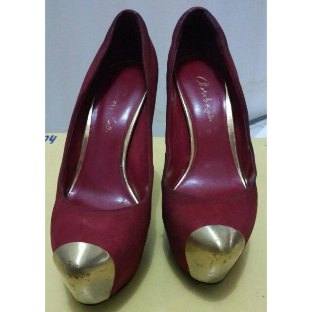 Sepatu High Heels Charles And Keith