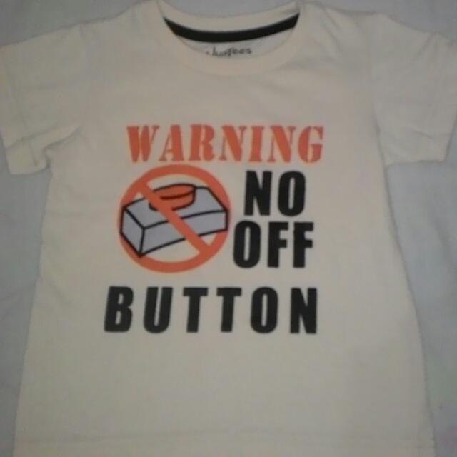 Shirt for babies