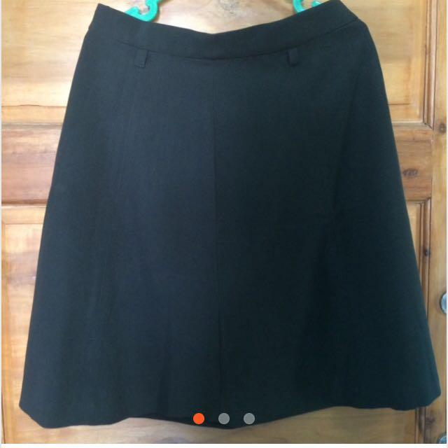Simplicity Office Skirt