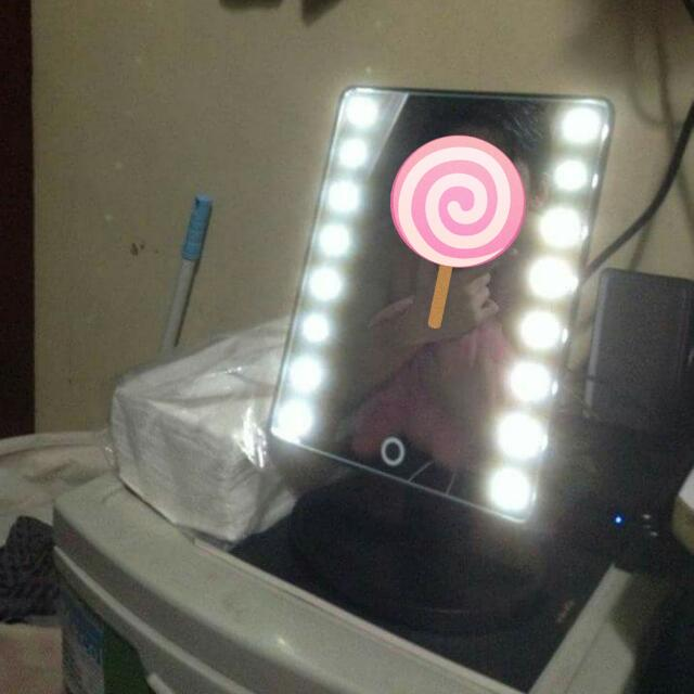 Table Vanity Mirror Touch Screen