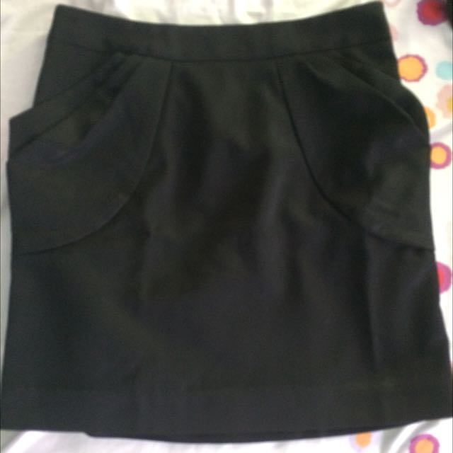 The Excecutive Office Skirt