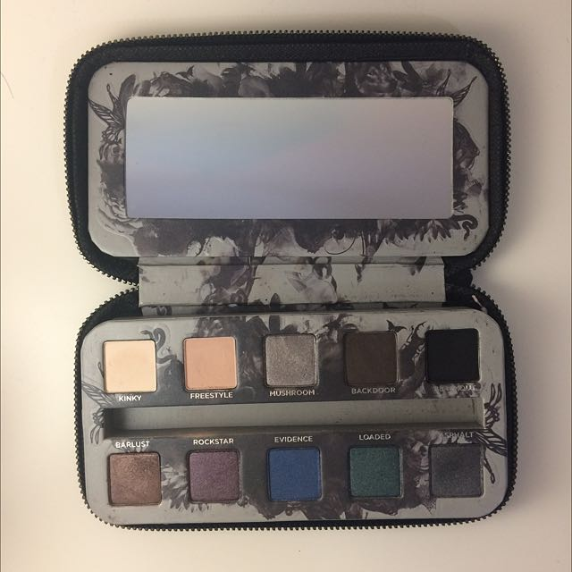 Urban Decay Smoked Makeup Palette