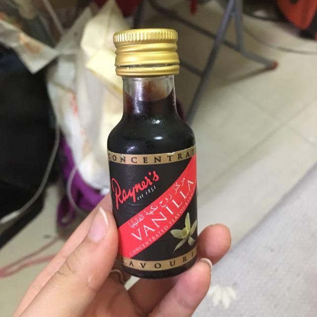 Vanilla Extras 香草精